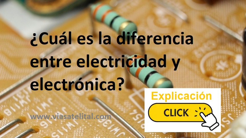electricidad electronica
